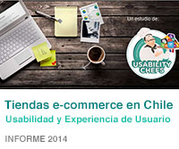 Informe 2014 - Tiendas e-commerce en Chile