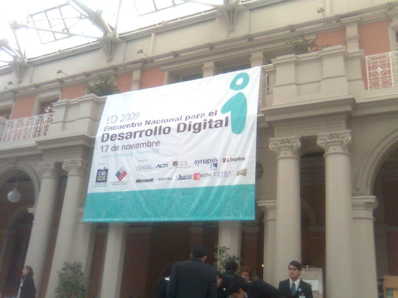 Encuentro para el desarrollo digital