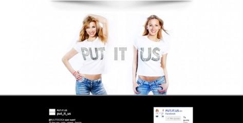Proyecto Web PUT IT US