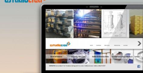 Proyecto Web 2011 EstudioCREA
